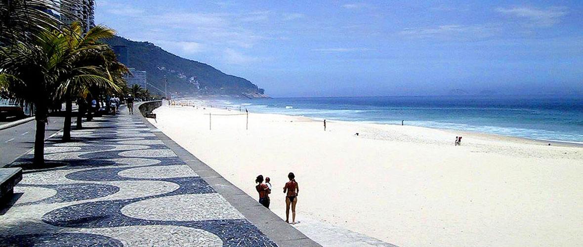 Conheça as lindas praias do Rio