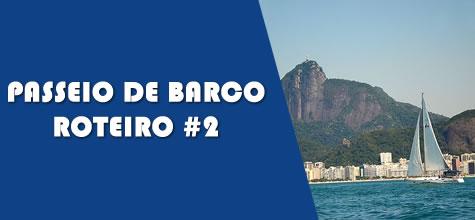 Passeio de Barco – Ilhas Cagarras, Copacabana e Ipanema